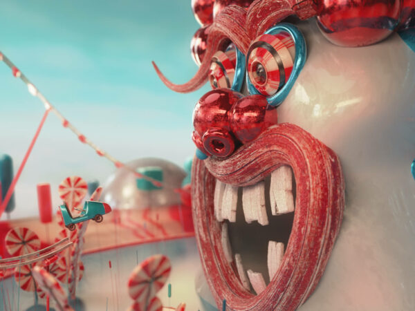 Purpose – 3D Shortfilm